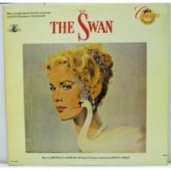 Soundtrack-Bronislau Kaper – The Swan |1980 MCA-25086