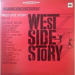 Original Sound Track Recording-Leonard Bernstein – West Side Story|1961 CBS – 70006