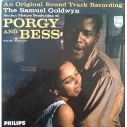 Musical-Samuel Goldwyn ‎– Porgy And Bess|Philips ‎– R 07522 L