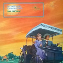 Soundtrack-Rodgers And Hammerstein ‎– Oklahoma!|Capitol Records ‎– 1 C 048-50 706