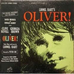 Musical-Lionel Bart – Oliver!|1963 RCA Victor – LSOD-2004