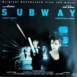 Original Soundtrack-Eric Serra – Subway|1985 RCA – ZL 70908
