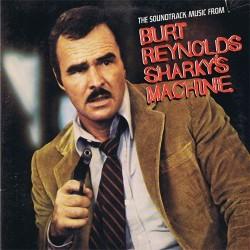 Soundtrack- Sharky's Machine-Burt Reynolds|1981 Warner – WB K 56 990
