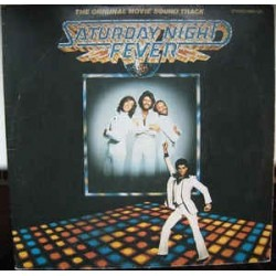 Soundtrack ‎– Saturday Night Fever|1977   RSO ‎– 2658 123