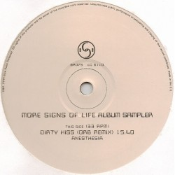 Various ‎– More Signs Of Life Album Sampler|1999 BR075