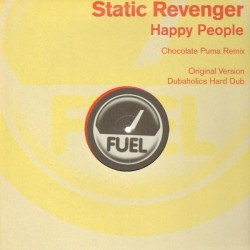 Static Revenger ‎– Happy People|2001    Fuel Records ‎– FUEL 44-Maxisingle