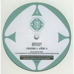 Odyssey ‎– Expressions / Ritual|1997    720 Degrees ‎– 720 002-Maxisingle