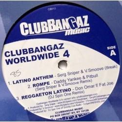Various – ClubBangaz Wordwide 4|2006     Club Bangaz – CB013-Maxisingle