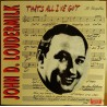 Loudermilk John D. – That's All I've Got|Demand – LP-215- Yellow Vinyl