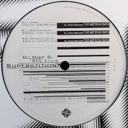 DJ Mike S. feat. Ben Elvis – Jake|1995 SUPERSTITION SPECIAL 2809-Maxisingle-Promo