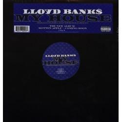 Banks Lloyd – My House|2006 B0007091-11-Maxisingle