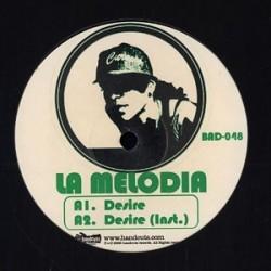 La Melodia – Desire|2006     BAD048-Maxisingle