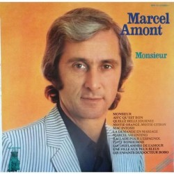 Amont Marcel ‎– Monsieur|1974 Mr. Pickwick ‎– MPD 151