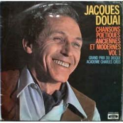 Douai Jacques – Chansons Poétiques Anciennes Et Modernes Vol 1|1975 BAM – LD 5306