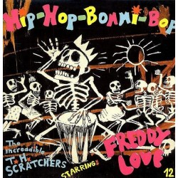 Increadible T. H. Scratchers The – Hip-Hop-Bommi-Bop 1986 Virgin – 608 141-Maxisingle