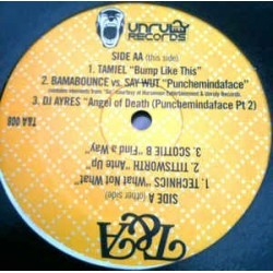 Various – Royalty EP|2008 T&A – T&A 008-EP