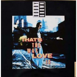 Brown Bobby – That's The Way Love Is|1993 MCST 1783-Maxisingle