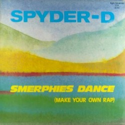 Spyder-D – Smerphies Dance|1984 ZYX 5158-Maxisingle