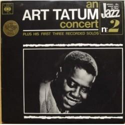 Tatum Art – An Art Tatum Concert|1973 CBS – MONO 62615