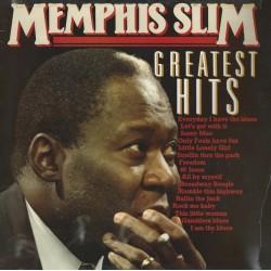 Memphis Slim – Greatest Hits|1988 Cleo – CL 0023983,