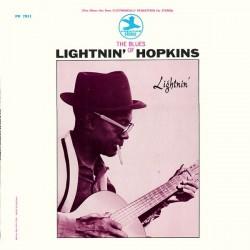 Lightnin' Hopkins – The Blues Of Lightnin' Hopkins|1970 Prestige – PR 7811