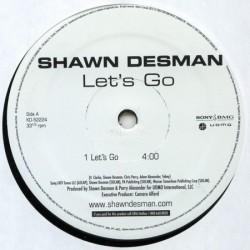 Desman Shawn – Let's Go|2005    UOMO International – KD-52224-Maxisingle