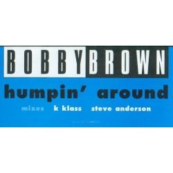 Brown Bobby – Humpin' Around|1995 MCA Records – WMCST 2073-Maxisingle-Promo