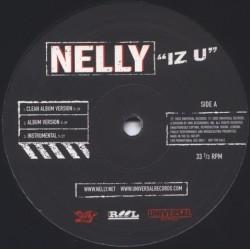 Nelly – Iz U|2003 Universal Records – NELVP1-Maxisingle