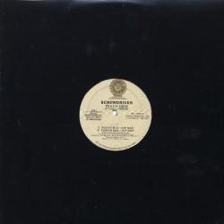 Screwdriver– Teach dem|1992 Gong Sounds Records – GS-70011-Maxisingle