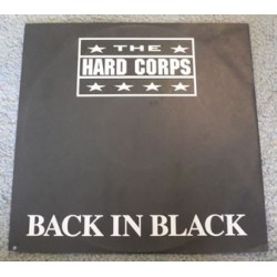 Hard Corps The – Back In Black|1992   Interscope Records – 7567-96109-0-Maxisingle