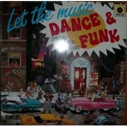 Various – Let The Music Dance & Funk|1984  Emergency 254-19-001