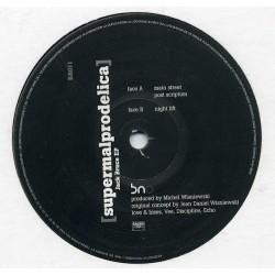 Supermalprodelica – Jack Bruce EP |1999     Basenotic Records – BA011 -Maxi-Single