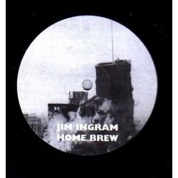 Ingram Jim  – Home Brew |2001     W.v.B. Enterprises – W.v.B. III -Maxi-Single