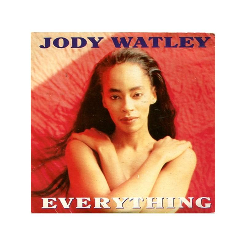 Watley  Jody – Everything  1989      MCA Records – 257 416-0 -Maxi-Single
