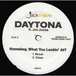 Daytona Ft. Jim Jones – Homeboy, What You Lookin' At? | Jack Move – JMOV-2 -Maxi-Single