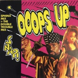Snap! – Ooops Up (Sphinx Mix) + (The Double Trouble Mix)  1990     Logic Records – 613 500-Maxi-Single