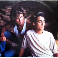 Wham! ‎– Freedom |1984     Epic ‎– 12.4743 -Maxi-Single
