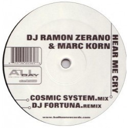 DJ Ramon Zerano & Marc Korn – Hear Me Cry |2004 BR 020569 -Maxi-Single