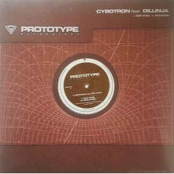 Cybotron feat. Dillinja‎– Light Years / Revelations |1997      PRO 010 -Maxi-Single
