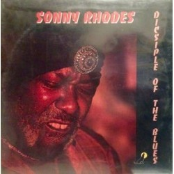 Rhodes ‎Sonny – Disciple Of The Blues|1991