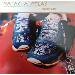 Atlas  Natacha – Leysh Nat' Arak  1994    Nation Records – NAT 40T -Maxi-Single