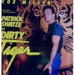 Miller Cox ‎– Dirty Tiger |1988      Virgin ‎– 611 514 -Maxi-Single