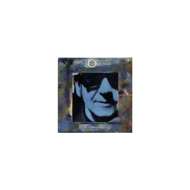 Orbison ‎ Roy – California Blue |1989     Virgin ‎– 612 389 -Maxi-Single
