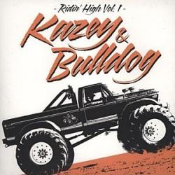 Kazey & Bulldog – Ridin' High Vol. 1 |2009    DTS010 -Maxi-Single