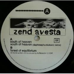 Zend Avesta – South Of Heaven  1996     ver.0 0 3 -Maxi-Single