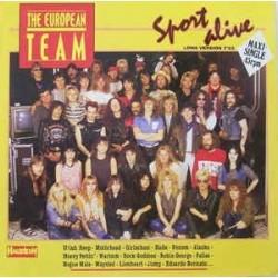 European Team  The – Sport Alive |1985     SPORT 83100 -Maxi-Single