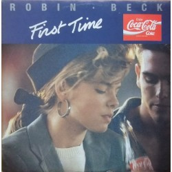 Beck ‎Robin – First Time |1988     Mercury ‎– 870 620-1 -Maxi-Single