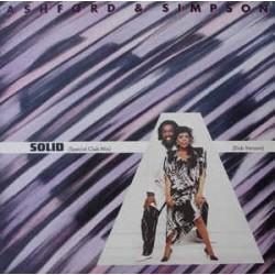 Ashford & Simpson – Solid (Special Club Mix) 1984     1C K052-20 0423 6 -Maxi-Single