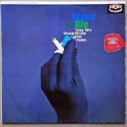 Lightnin&8216 Hopkins + Sonny Terry & Brownie McGhee – Blues Is Life|1965  Karussell635 074