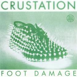 Crustation – Foot Damage |1995 COT 002 -Maxi-Single